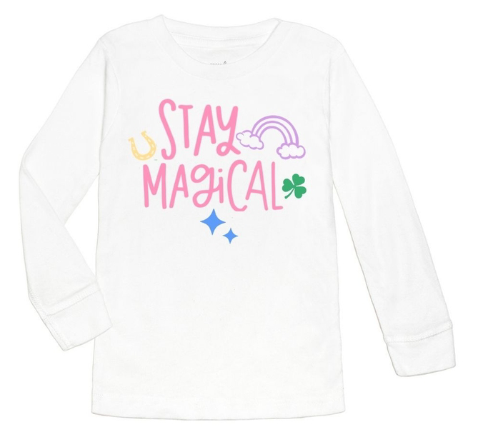 Stay Magical Long Sleeve Shirt