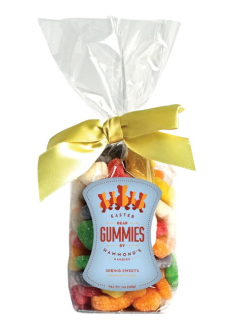 Easter Bear Gummies