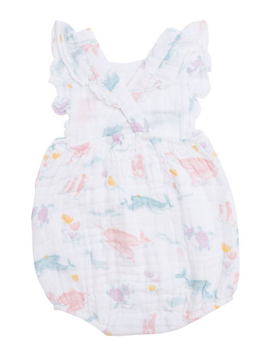 Pretty Ocean Sunsuit