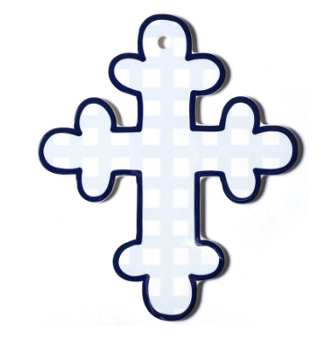 Gingham Cross