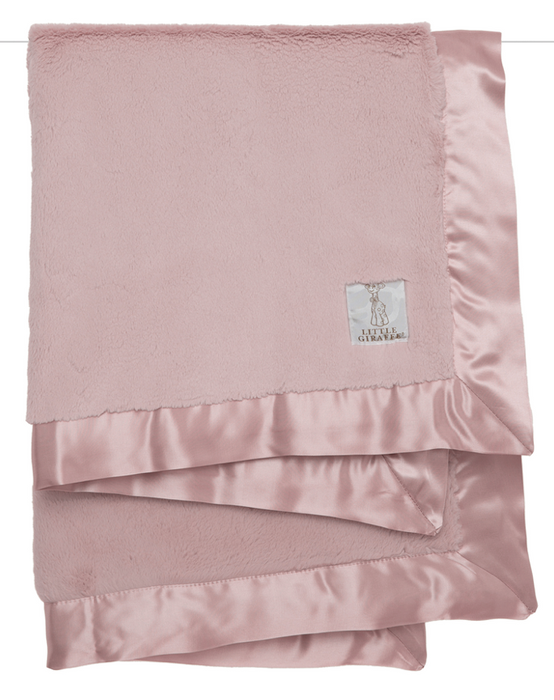 Luxe Solid Blanket