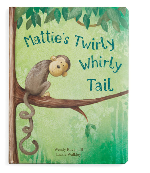 Mattie's Twirly Whirly Tail