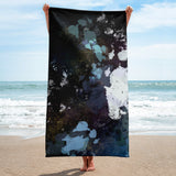 We Almost Made It Beach Towel by Ana Luca