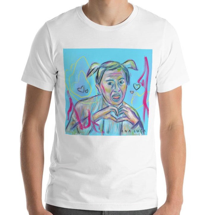 All Hearts (Ken Jeong) Unisex Premium T-Shirt