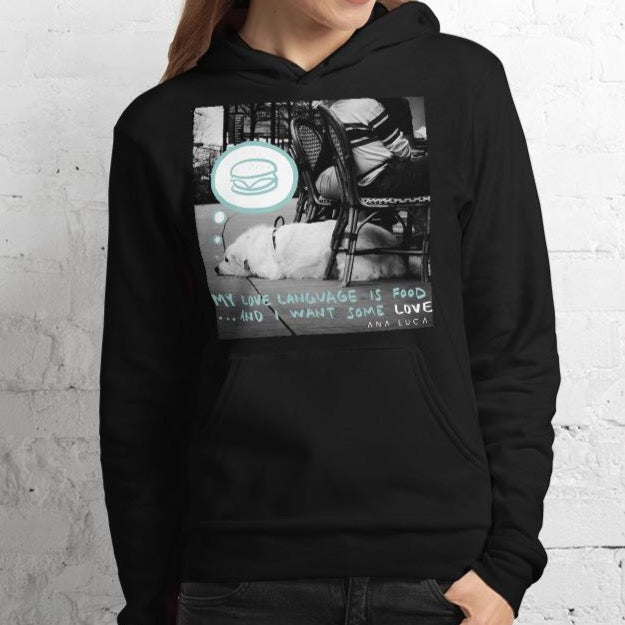 My Love Language Unisex Premium Hoodie