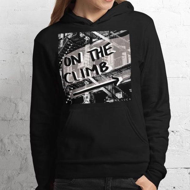 On the Climb Unisex Premium Hoodie