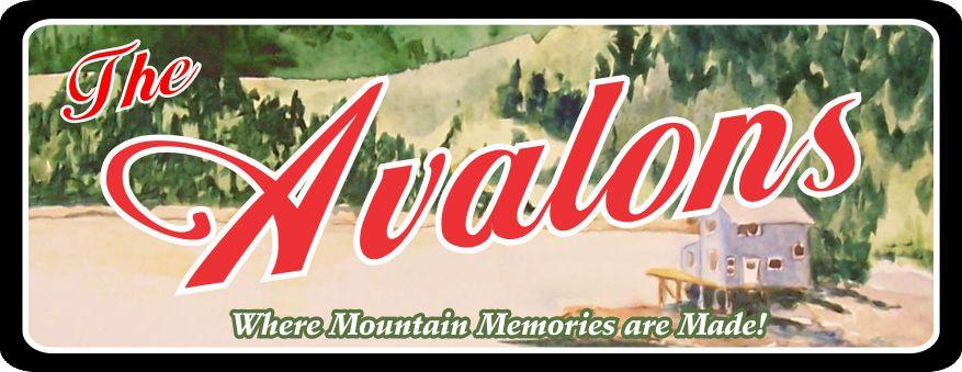 Classic Mountain Memories Personalized Sign with Cabin