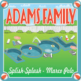 Swimming Pools Personalized Sign with Beach Balls