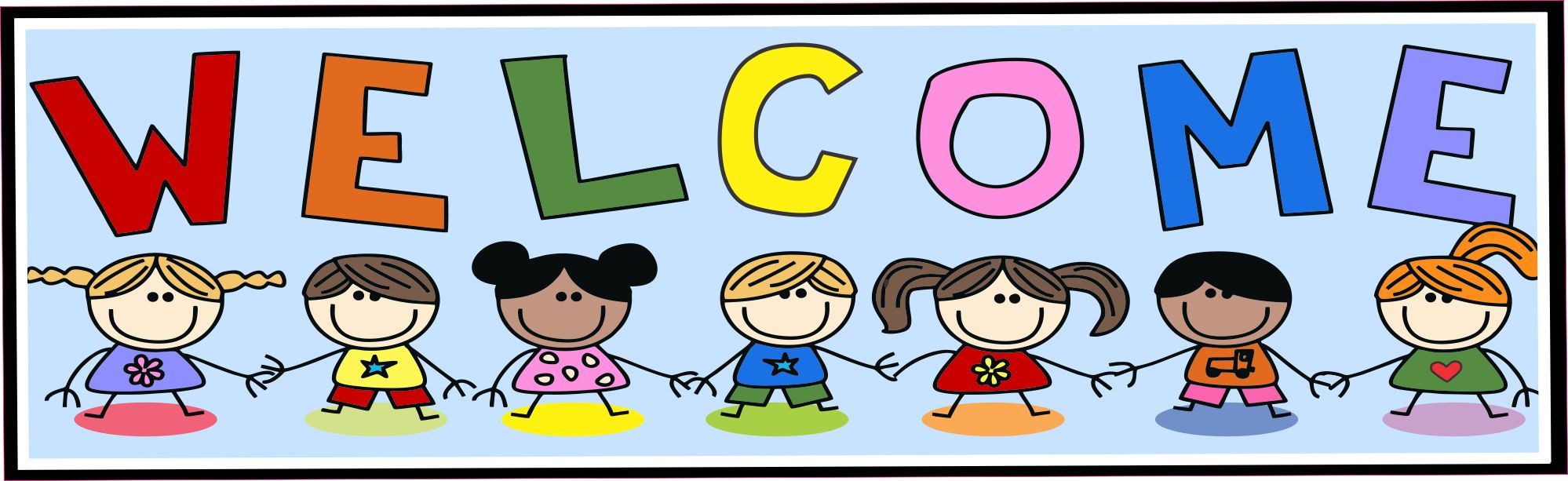 Welcome Signs   Kids Décor   Fun Sign Factory