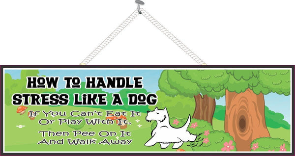 Personalized Street Signs >> Funny Quotes | Scottish Terrier | Fun Sign Factory