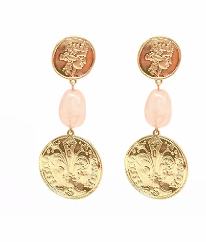 THE GREATS COIN EARRING