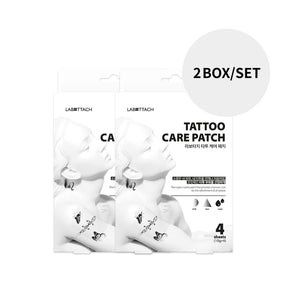 Tattoo Care Patch(4EA/BOX)