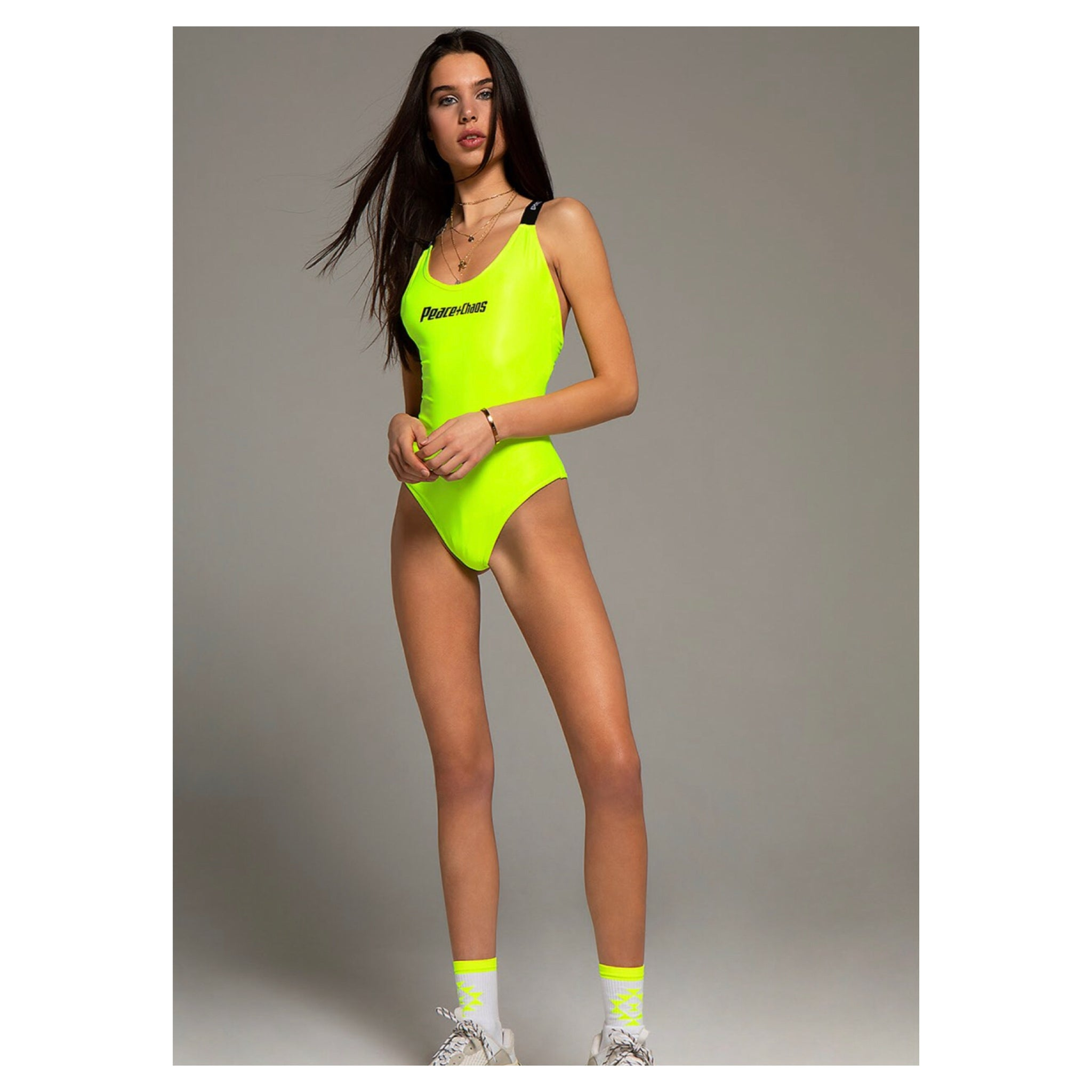 LIMELIGHT SWIMSUIT.