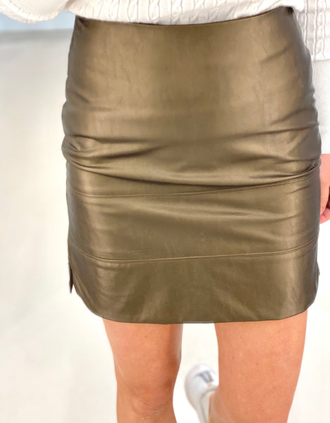 COPPER SKIRT.