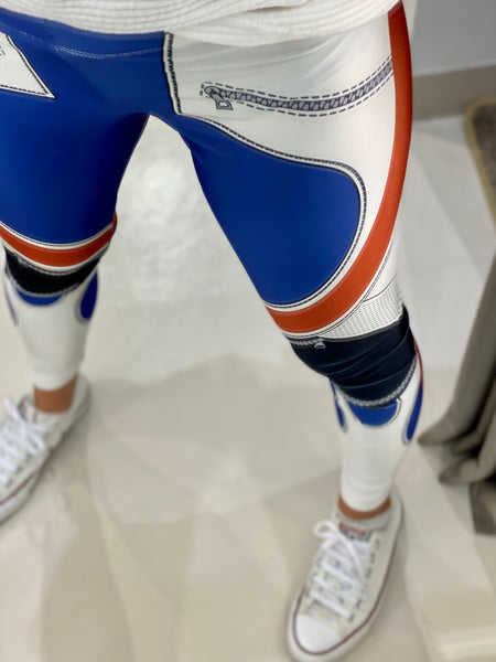 BIKER LEGGINGS.