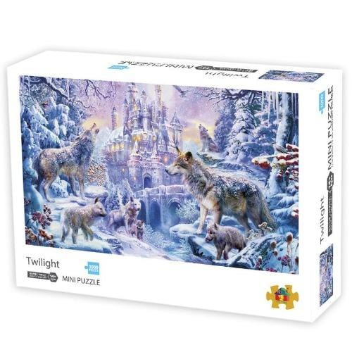 DIY Fun Toys Twilight 1000 Mini Pieces Jigsaw Puzzle for Adults - DFToys