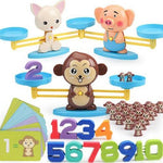 DIY Fun Toys Math Balance Games Educational Toys for Kids - DFToys