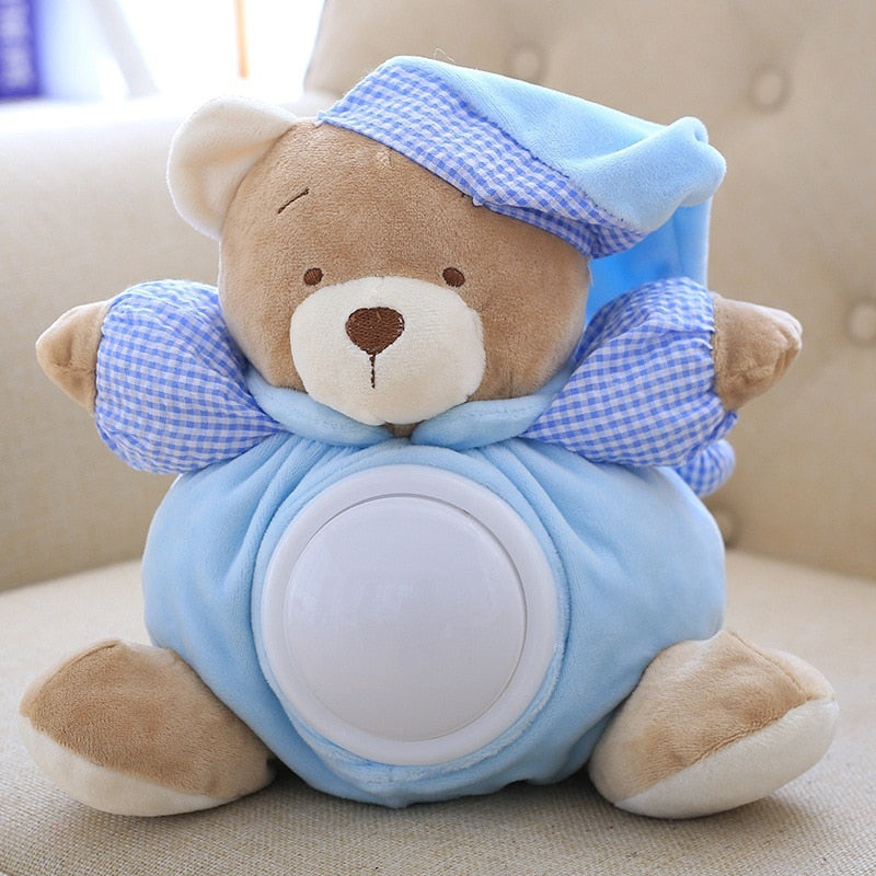 Stuffed Animals Lullaby Teddy Bear - DFToys