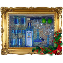 Afbeelding in Gallery-weergave laden, Bombay Sapphire G&T Xmas Box