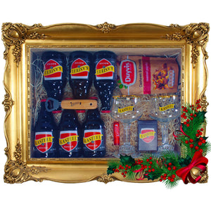 Kasteelbier Rouge Xmas Box