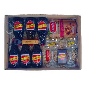 Kasteelbier Rouge Giftbox