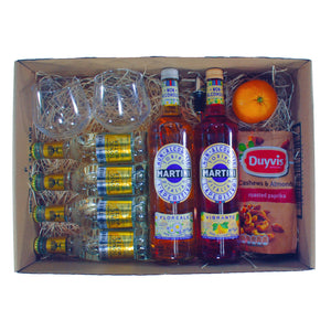 Martini Non-Alc. & Tonic Giftbox