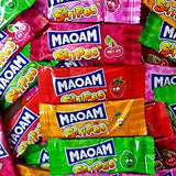Haribo Maoam Stripes Tub 150 x 1