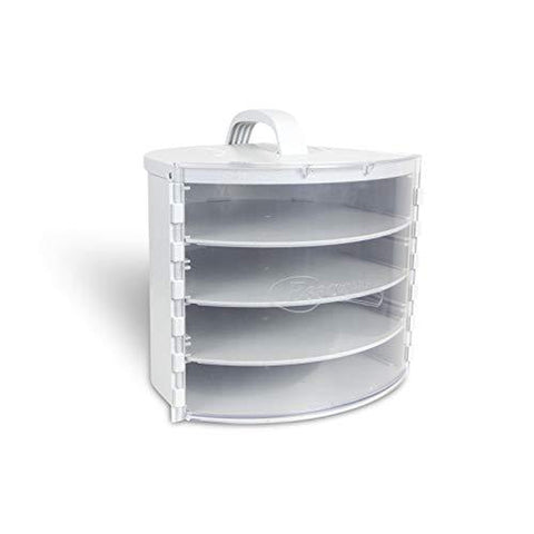 Essaware - Pie SAFE - Pie, Cake, Dessert Travel & Storage Container, Adjustable Shelf-KITCHEN-Homeplace Market Wagon
