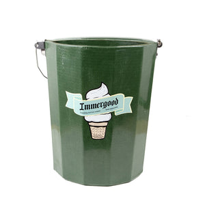 Immergood - Replacement for White Mountain 6 qt. Tub, Insulated, Fiberglass, with Hardware