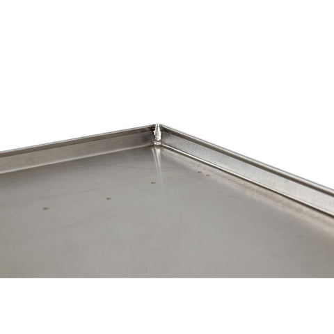 Hickoryware - Scratch & Dent - Stainless Steel Dish Drain Board (End Opening)-KITCHEN-Homeplace Market Wagon