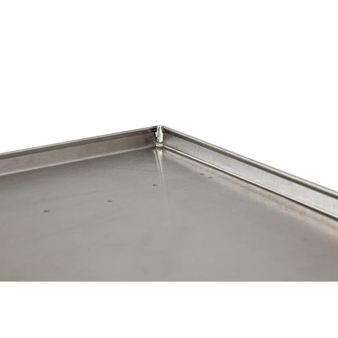 Image of Hickoryware - CUSTOM - BUILT TO ORDER - Stainless Steel Built-to-Order Dish Drain Board-KITCHEN-Homeplace Market Wagon
