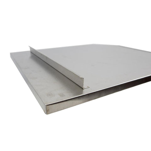 Hickoryware - Stainless Steel Dish Drain Board (Side Opening)-KITCHEN-Homeplace Market Wagon