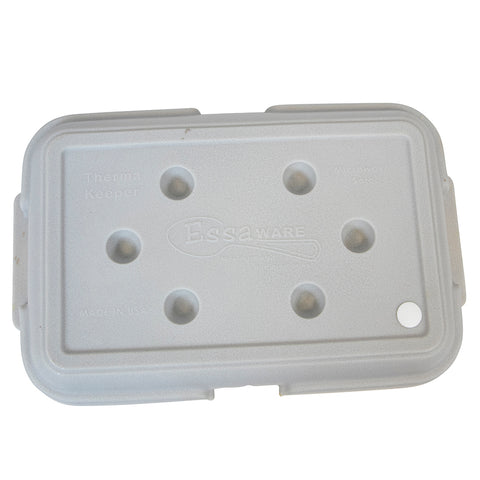 Inside Essaware Therma Keeper Insulated food container