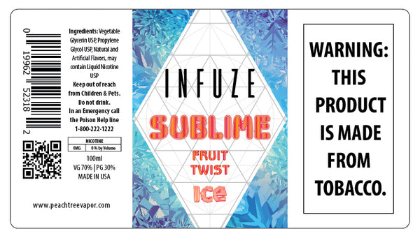 Sublime ICE (100ml)