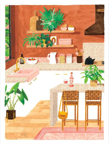 Affiche Kitchen