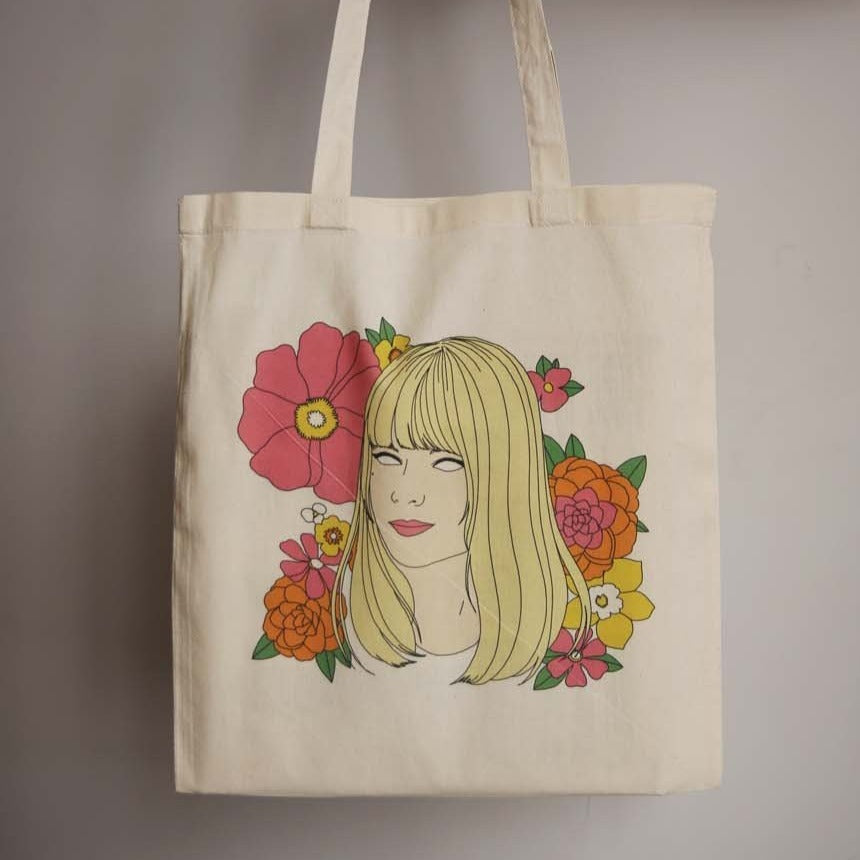 Totebag I Miss France Gall
