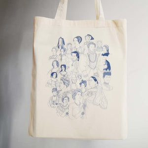 Totebag I Miss The Queens