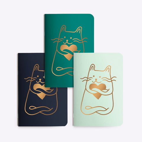 Carnets Cat in Love