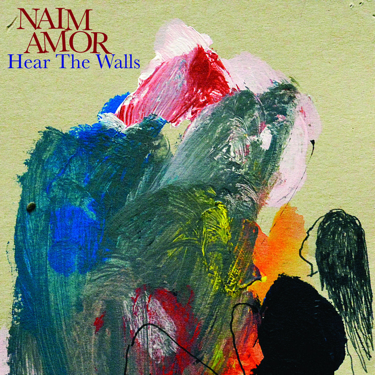 Hear The Walls - Naïm Amor