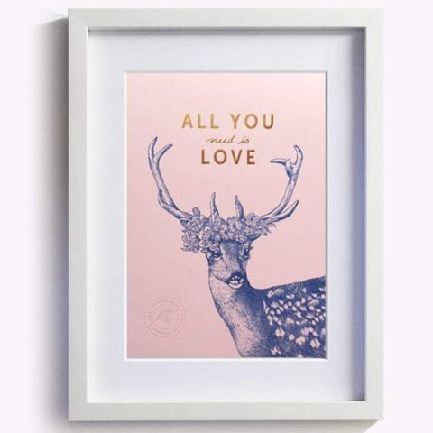Affiche All You Need