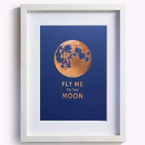 Affiche To The Moon