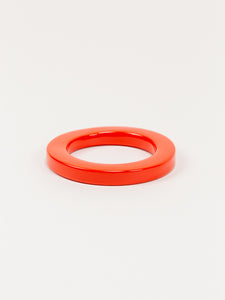 Bracelet Laque Orange