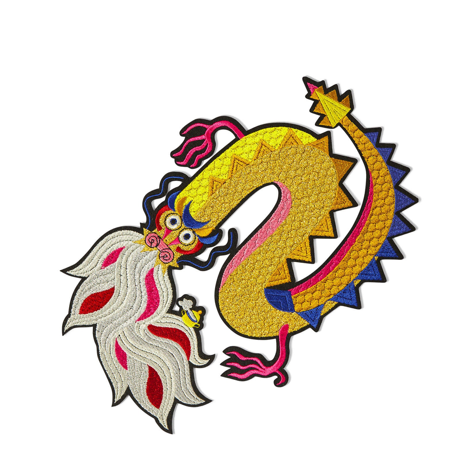 Ecusson Dragon