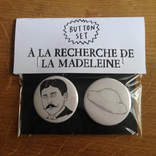 Badges Proust
