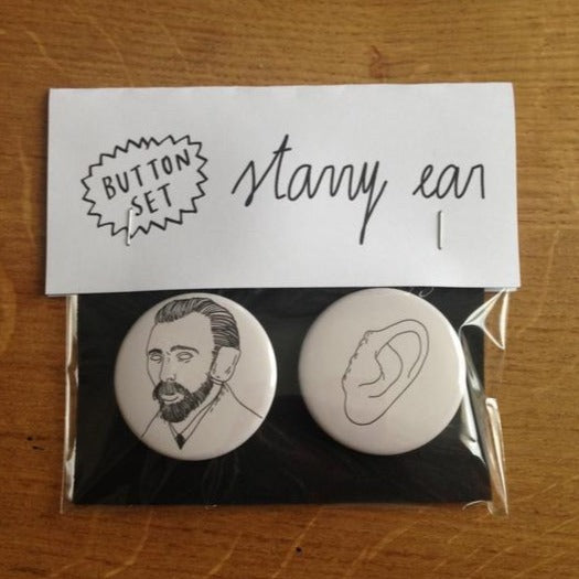 Badges Van Gogh