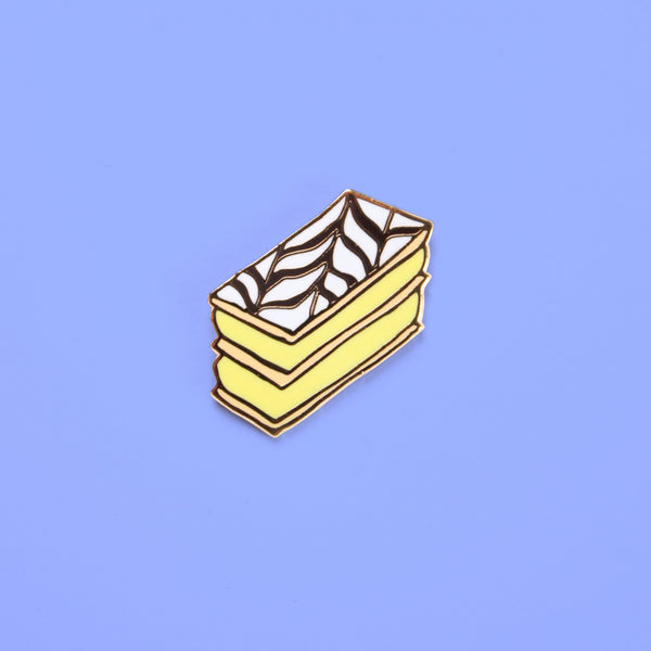 Pin's Mille Feuille
