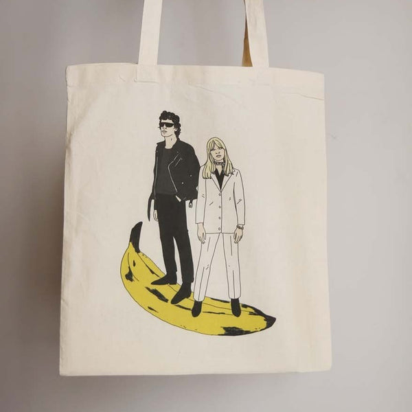 Totebag I Miss The Velvet Underground