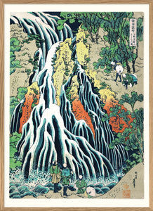 Affiche Waterfall