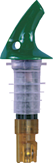 Maximum Sized Liquor Saver Pourer 2000 model with portion sizes