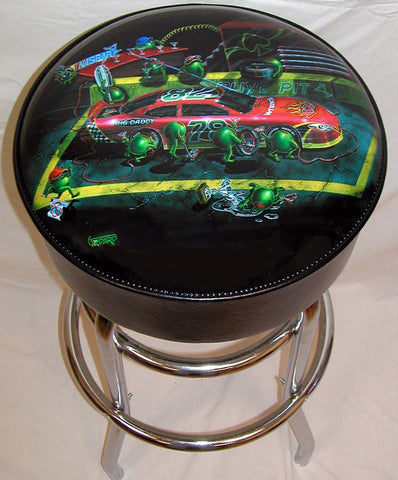 Bar Stool - Nascar Michael Godard